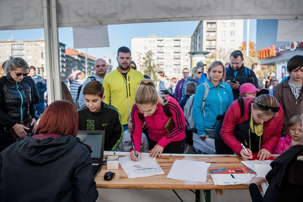 Residomo Havířovská desítka se odehrála v Havířově už popáté.