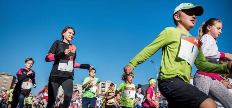 Dětský běh se letos těší podpoře nového partnera – společnosti DEFENDIT
